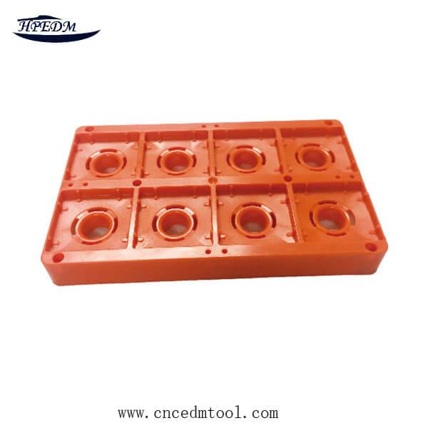 3R EDM electrode plastic rack | High Precision CNC EDM Tool